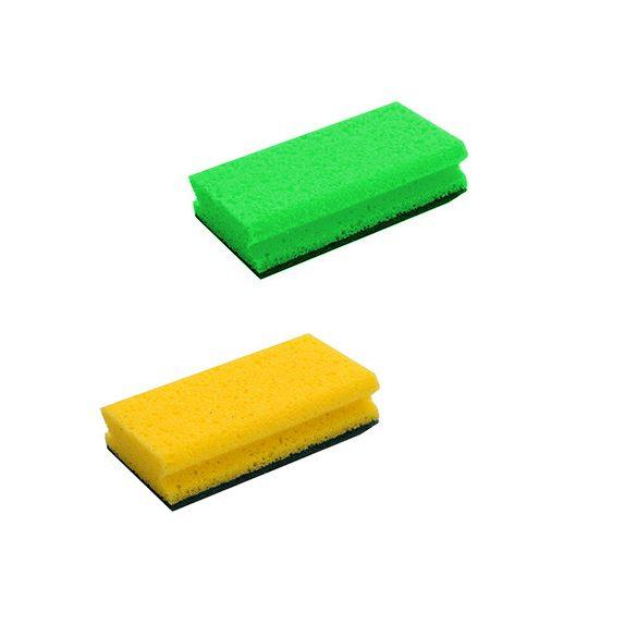 Mosogatószivacs 2 db-os antibakteriális