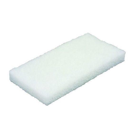 Súroló pad fehér 25 cm 8710
