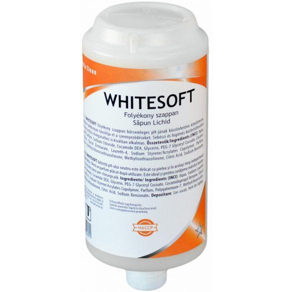 Whitesoft 1L - Folyékony szappan