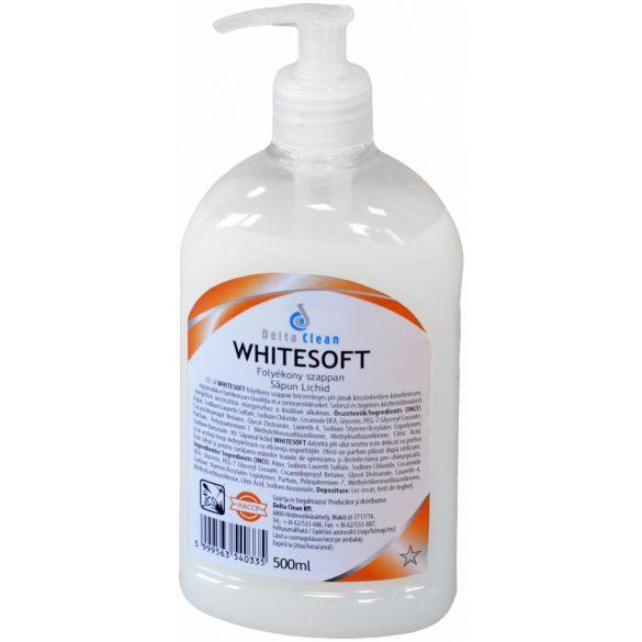 Whitesoft 500 ml - Folyékony szappan