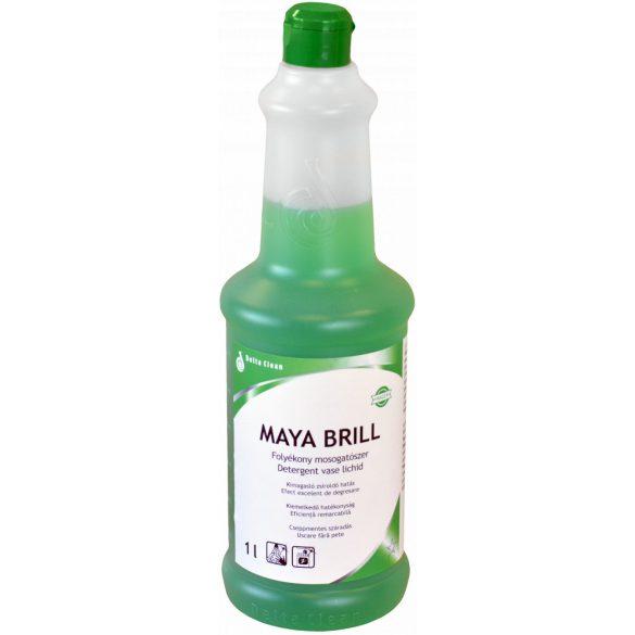 Maya Brill 1L - Folyékony kézi mosogatószer