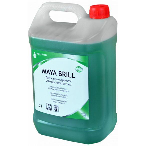 Maya Brill 5L - Folyékony kézi mosogatószer