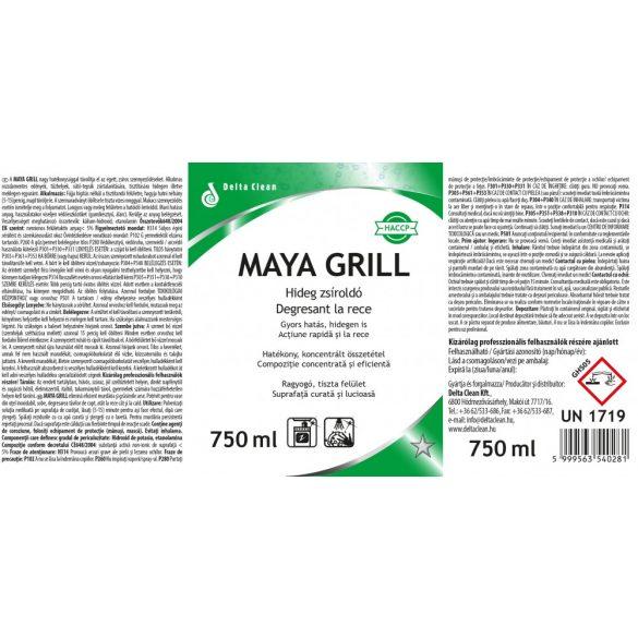 Maya Grill 750 ml