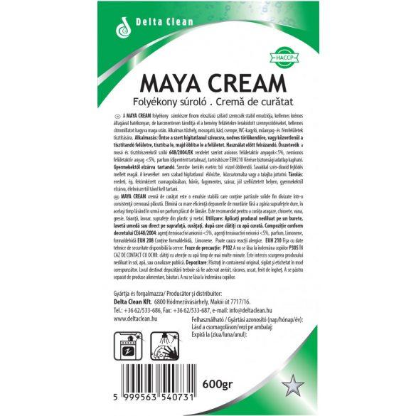 Maya Cream 600 g