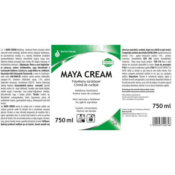 Maya Cream 1,2 kg