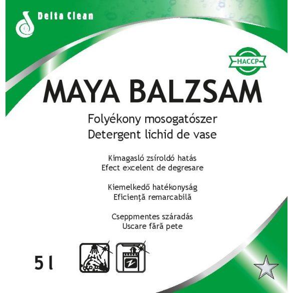 Maya Balzsam 5L - Balzsamos kézi mosogatószer