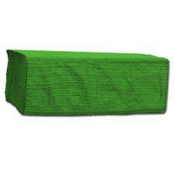 "Kéztörlő ""V"" zöld 20 db/#"