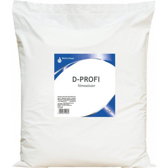 D-Profi 3 kg - Fertőtlenítő hatású főmosópor