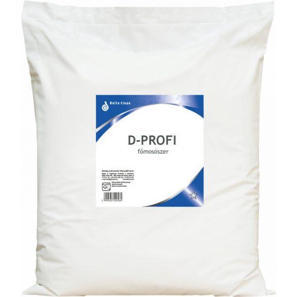 D-Profi 20 kg - Fertőtlenítő hatású főmosópor