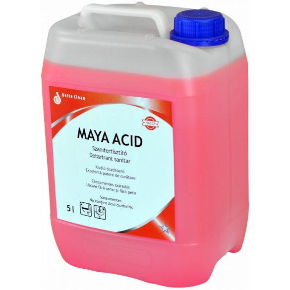 Maya Acid 5L - Szanitertisztító