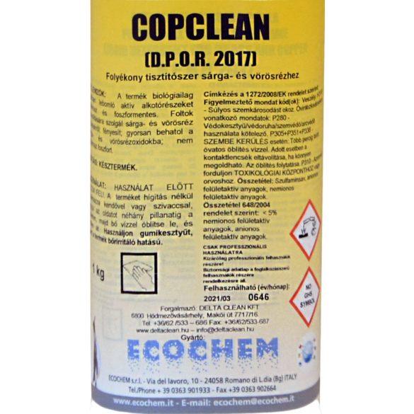 Cop Clean 1L - Réz tisztító