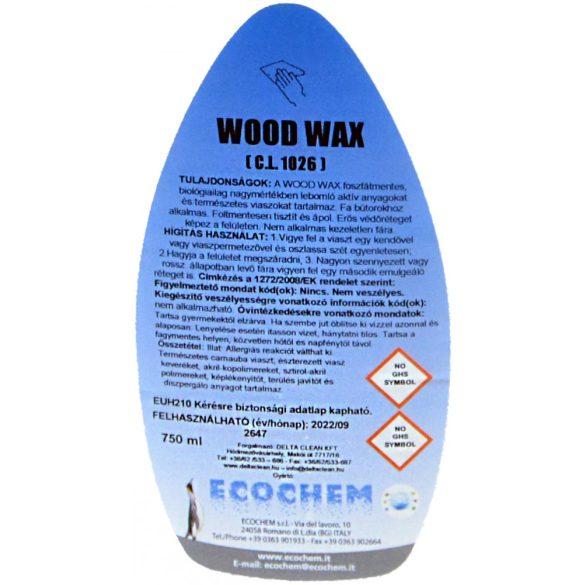 Wood Wax 750 ml - Bútorápoló