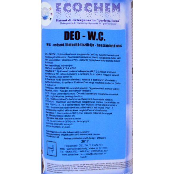 Deo Wc 1L - WC tisztító