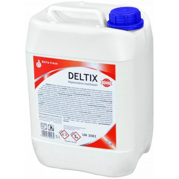 Deltix 5L - Folyékony klórtartalmú tisztítószer