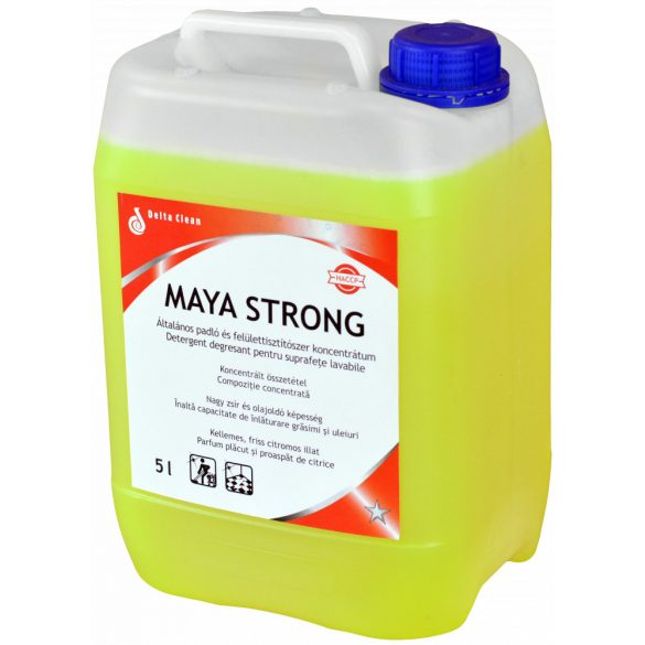 Maya Strong 5L - Intenzív padló és felülettisztítószer