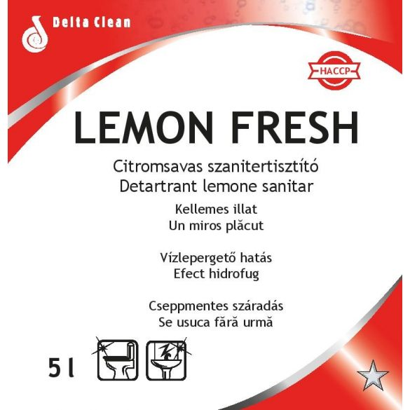 Lemon Fresh 5L